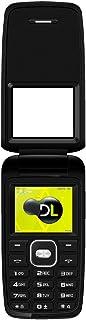 Telefone Celular Flip Dual Sim, DL, YC330BRA, 32MB, 1.8'', Branco