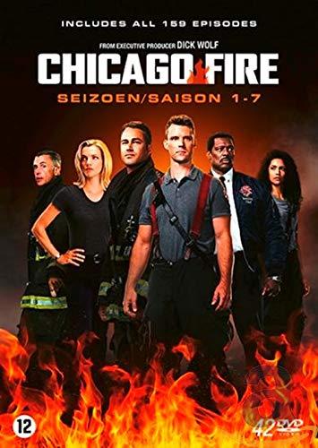 Chicago Fire-Coffret Saisons 1 à 7 [DVD]