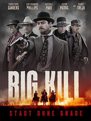 Big Kill - Stadt ohne Gnade