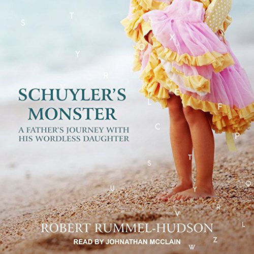 Schuyler's Monster audiobook cover art