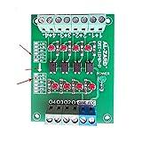 DST-1R4P-P Isolatore Fotoaccoppiatore A 4 Bit Scheda PNP Da 24 V A 3,3 V Per Isolamento Del Segnale Conversione Del Livello Del Segnale PLC