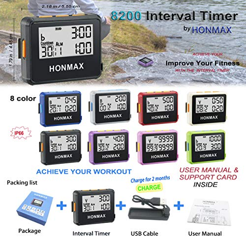 HONMAX『8200IntervalTimer』