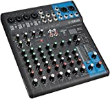 Yamaha MG10XU Mixer Audio Professionale con Effetti per Studio, Live, Karaoke