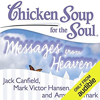 Chicken Soup for the Soul - Messages from Heaven audiobook cover art