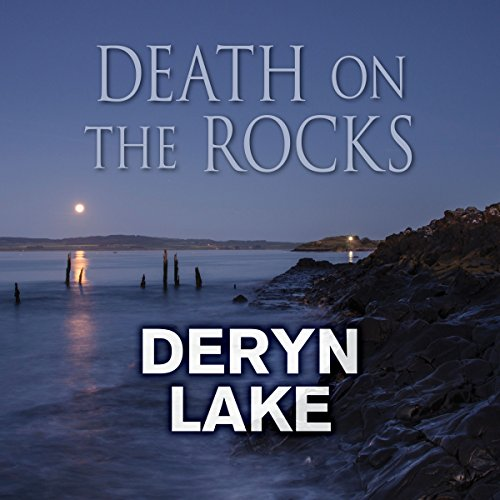 Death on the Rocks audiobook cover art