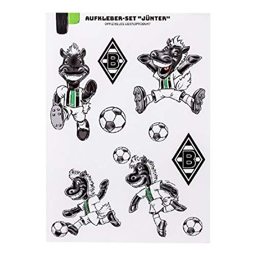 Borussia Mönchengladbach Aufkleber-Set Jünter