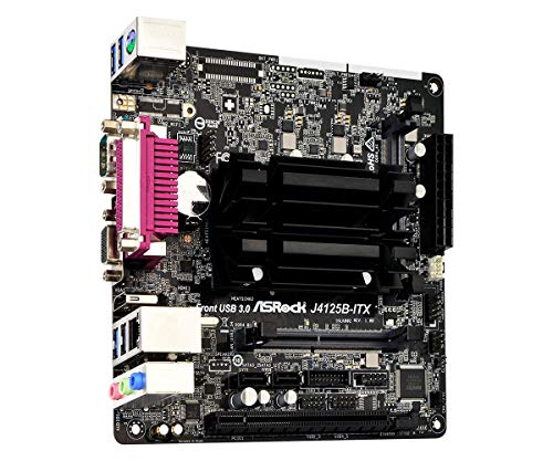 ASROCK J4125B-ITX J4125 Gemini Lake Refresh DDR4 M-ITX retai