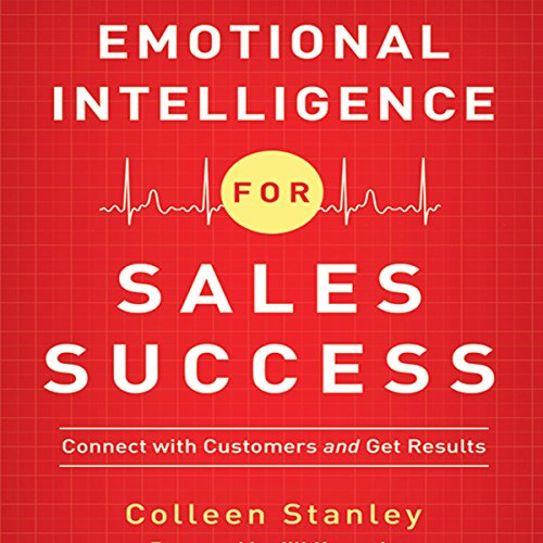 Emotional Intelligence for Sales Success audiobook cover art
