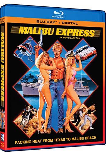 Malibu Express [Blu-ray]