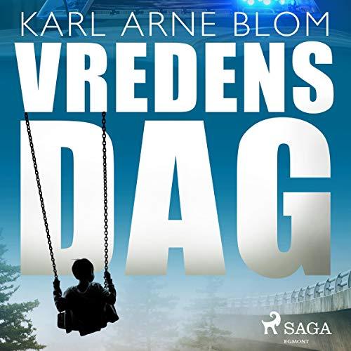 Vredens dag audiobook cover art