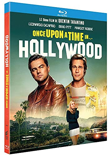 """""""ONCE UPON A TIME... IN HOLLYWOOD"""" - BD [Blu-ray]"""