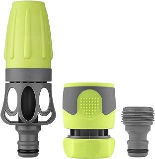 Flexzilla HFZGAK02 Garden Hose Kit, 3-Piece Water Nozzle, ZillaGreen