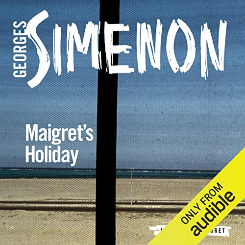 Couverture de Maigret's Holiday
