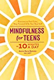 Mindfulness book for teens