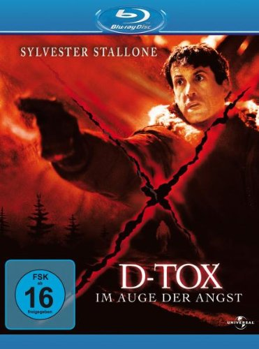 D-Tox (2002) ( Eye See You ) [ Blu-Ray, Reg.A/B/C Import - Germany ]