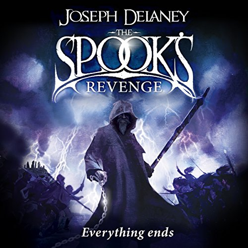 Couverture de The Spook's Revenge