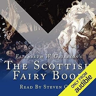 The Scottish Fairy Book audiobook cover art