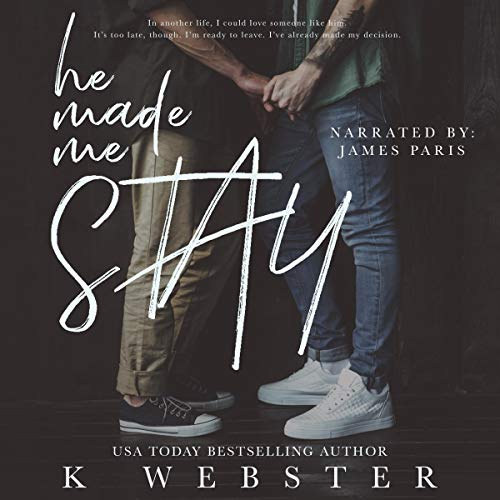 Couverture de He Made Me Stay