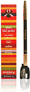 Sisley Phyto Khol Perfect Eyeliner With Blender & Sharpener - # 10 Ebony for Women 0.05 oz, 1.5 g