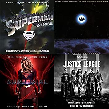 Music from DC Comics