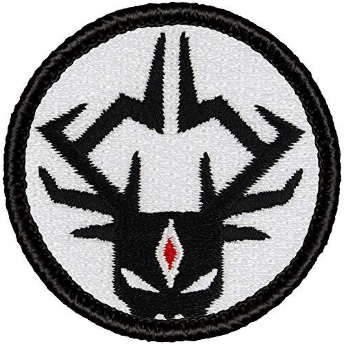 """Wendigo Patrol Patch - 2"""" Diameter Round Embroidered Patch"""