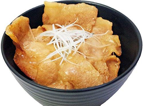 【北海道産】十勝ランチョ・エルパソ どろぶた味付豚丼用2人前3パックセット