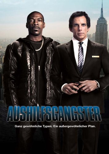 Aushilfsgangster (Film) cover