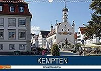Kempten - Ansichtssache (Wandkalender 2022 DIN A3 quer): Spaziergang durch 2000 Jahre Geschichte (Monatskalender, 14 Seiten )