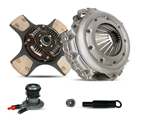Clutch And Slave Kit Compatible With Bronco F150-350 E150-350 ECONOLINE Xlt Xl...