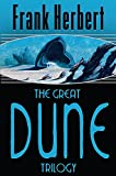 The Great Dune Trilogy : Dune', 'Dune Messiah', 'Children of Dune (Gollancz)
