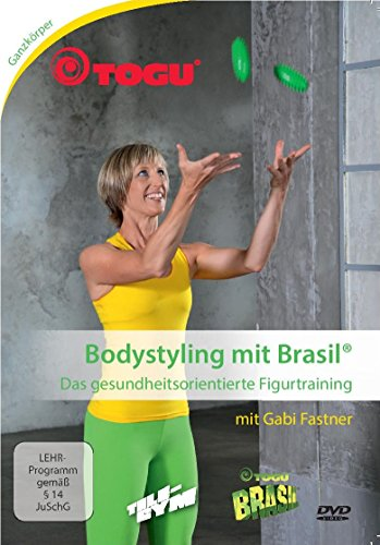 TOGU DVD Bodystyling mit Brasil, STANDARD