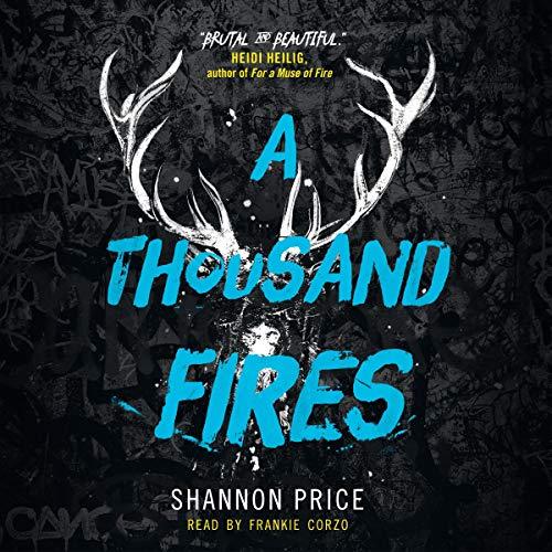 Page de couverture de A Thousand Fires