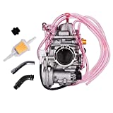 Carburetor Fits for Yamaha YFZ450 YFZ 450 2004-2009 ATV Carb Fuel Filter