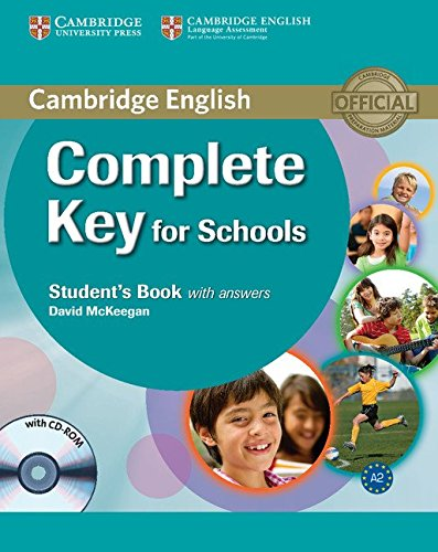 Complete Key for Schools Student's Book with Answers + CD [Lingua inglese]