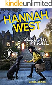 Hannah West: Sleuth on the Trail (Nancy Pearl's Book Crush Rediscoveries)