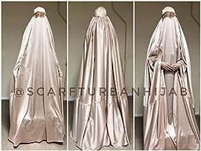Elegant afghan handmade burqa, Muslim hijab clothing, Jilbab Niqab veil, Chador khimar