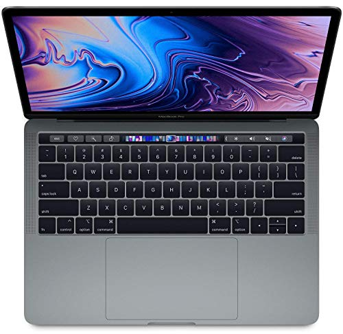 Apple MacBook Pro 15 Inc. (Touch/Mid 2017) - Core i7 2.8GHz, 16GB, 256GB SSD - Space Grey (Renewed)