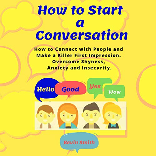 How to Start a Conversation cover art