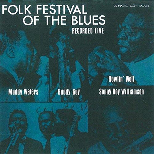 Folk Festival Of The Blues / Various (Ltd)