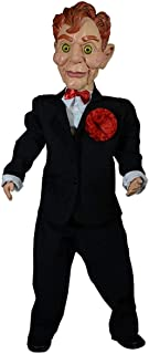 TrickOrTreatStudios Goosebumps Slappy The Dummy Puppet Prop Doll Decoration