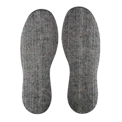 Yaktrax Thermal Cold Weather Insoles for Men and Women, 1 Pair