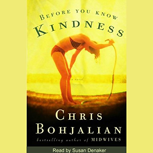 Before You Know Kindness audiobook cover art