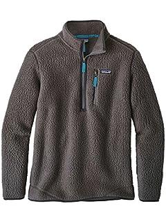 Patagonia Men's Retro Pile Fleece Pullover (Large, Forge Grey) (B073RP5KCD) | Amazon price tracker / tracking, Amazon price history charts, Amazon price watches, Amazon price drop alerts