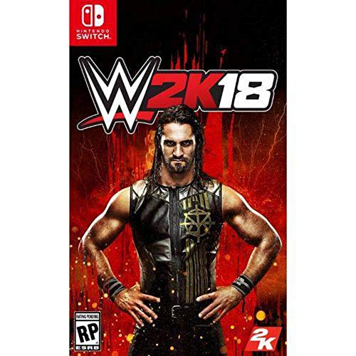 WWE 2K18 (Nintendo Switch) (New)