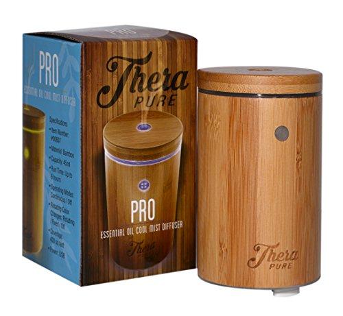 Greenair Thera Pure Pro Diffuseur d'huiles essentielles pour aromathérapie, 0,2 kg