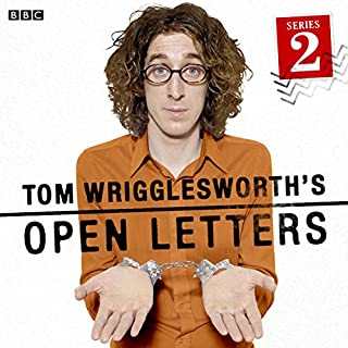 Tom Wrigglesworth's Open Letters cover art