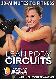 30 Minutes to Fitness: Lean Body Circuits with Kelly Coffey-Meyer [Import] (B016PGEULW) | Amazon price tracker / tracking, Amazon price history charts, Amazon price watches, Amazon price drop alerts