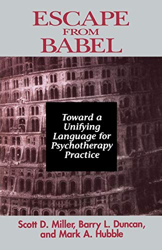 Escape from Babel: Toward a Unifying Language for...
