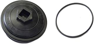 Ford Fuel Filter Cap With O-ring for 2003-2010 Ford F250 F350 F450 F550 E350 Super Duty Excursion 6.0L V8 Diesel 3C3Z9G270AA