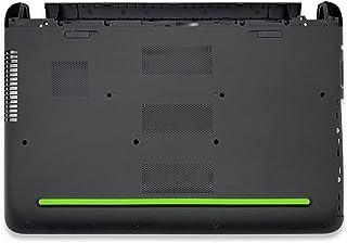 Laptop Bottom Case Cover D Shell for HP Pavilion 15-ak100 Touch 15-ak000 Touch Color Black